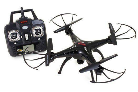 Syma X5S odolný dron, vhodný pro začátečníky bez kamery