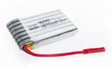 Baterie 3.7V 750mAh LiPol s JST konektorem pro drony MJX a Syma