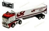 Mini RC kamion 1:98, bílá