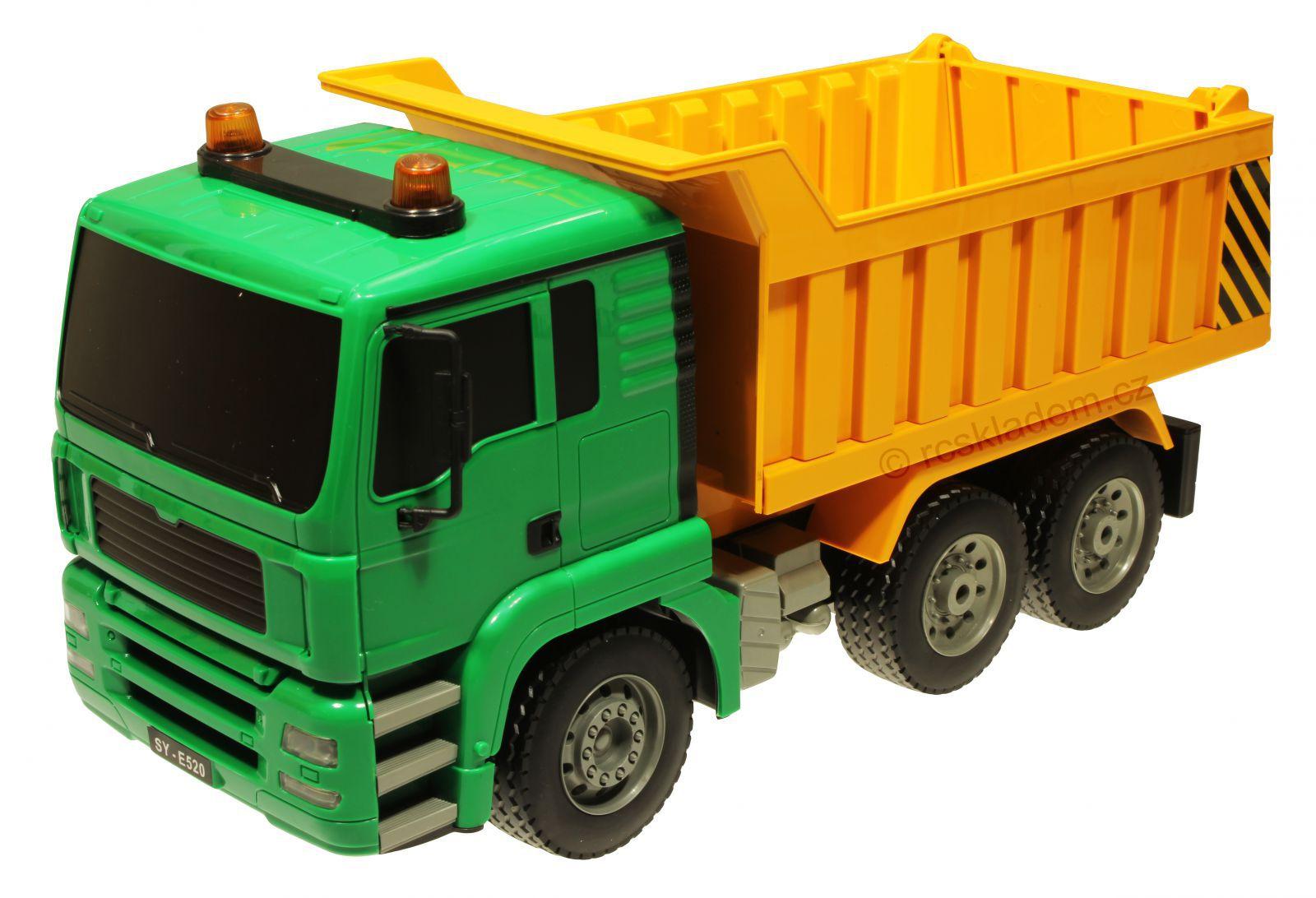 RC náklaďák MAN