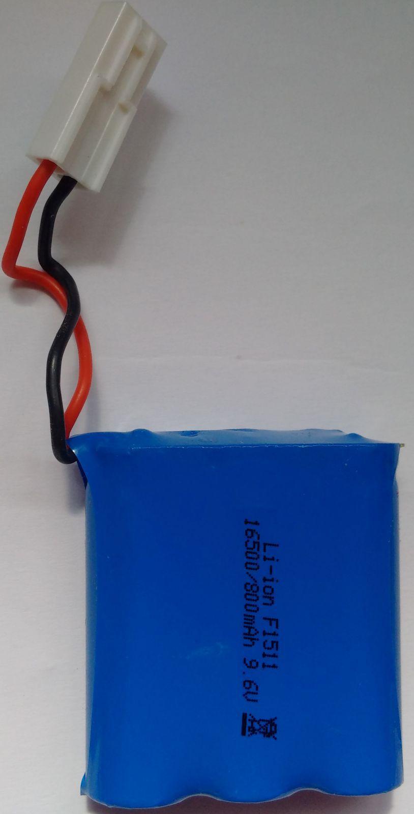Baterie 9.6V 800mAh