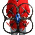 WL Toys Dron Explorers 60,45 cm Full HD  kamerou a střídavými motory