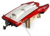 Profi závodní člun Sea Fire se střídavým motorem  65+km/h