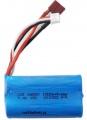 Baterie 7.4V 1500mAh Li-Ion s T konektorem pro RC Modely Aut