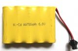 Baterie Ni-Cd 700mAh 6V pro Crawler 1:14