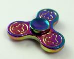 Fidget spinner Symbol tří