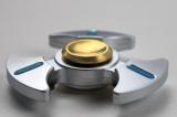 Fidget Spinner - Masivní svítící metalový rotačák!