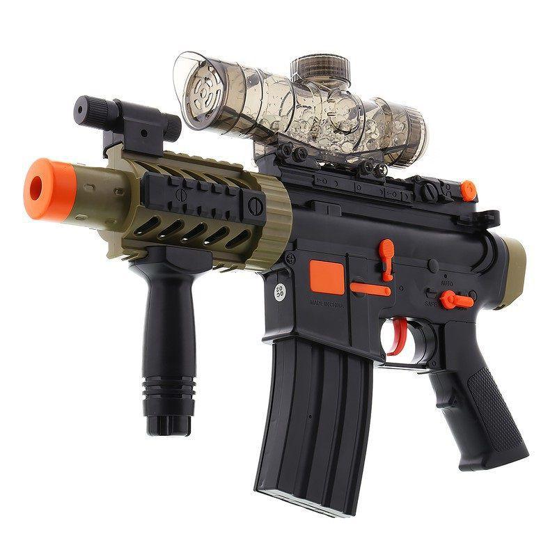 BUBBLE GUN černá