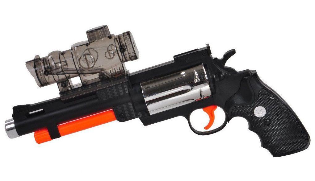 Revolver BUBBLE GUN