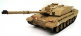 RC Tank s kouřem a zvuky  British Challenger 2  69cm 1:16 2.4 GHz ,střílí kuličky