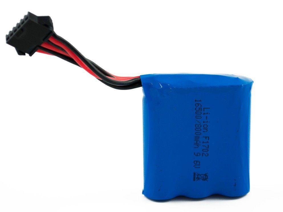 Baterie Li-Ion 800mAh 9,6V