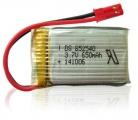 Baterie 3.7V 650mAh LiPol pro dron SKY KING, Falcon DM006