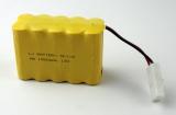 Baterie 12V 1000mAh Ni-Cd pro RC Modely
