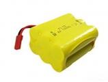 Baterie 7.2V 500mAh Ni-Cd pro RC Modely