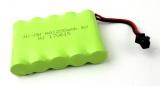 Baterie Ni-MH 1200mAh 6V pro Crawler 1:14