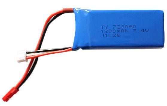 LiPol 1200mAh 7.4V