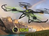 Syma X54HW 31cm 2,4 GHz s WiFi kamerou a barometrem MASTER PRO 2ks baterie navíc!