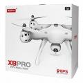 SYMA X8PRO GPS WIFI FPV RC Dron Kvadrokoptéra