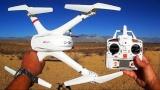 Dron s FPV MJX X101 s wifi HD kamerou C4008 50cm s 3 bateriemi s dobou letu až 30minut