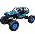 Monster Truck Maistro 2,4Gh 43cm do nejnáročnějšího terénu modrý