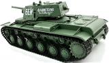 Tank Russia KV-1S Ehkranami