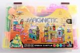 Interaktivní magnetická stavebnice ZÁMEK 200ks