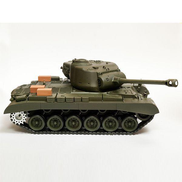 RC tank 1/16 Snow Leopard 3838-1 kouř. a zvuk. efekty HENG LONG